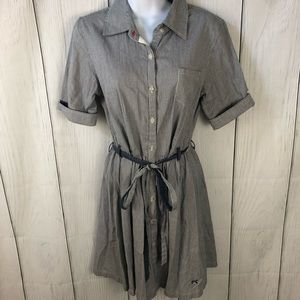 Dresses & Skirts - Tommy Girl size L Button Down Dress
